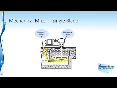 Water Treatment | Chemical Feed Equipment and Flash Mixing