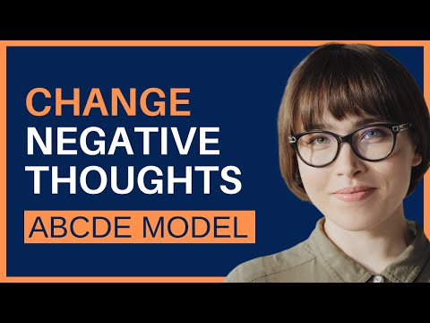 Change Negative Thoughts and Beliefs