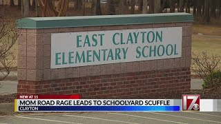 Road Rage Spurs Fight Between 2 Mothers In Johnston County School Parking Lot