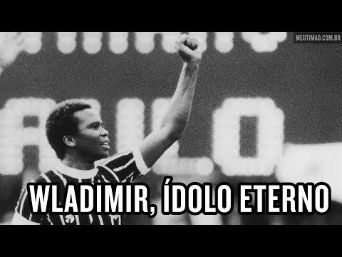 Gols de Wladimir, ídolo eterno do Corinthians - 805 jogos