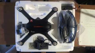 Video Unboxing drone MJX Bugs 3