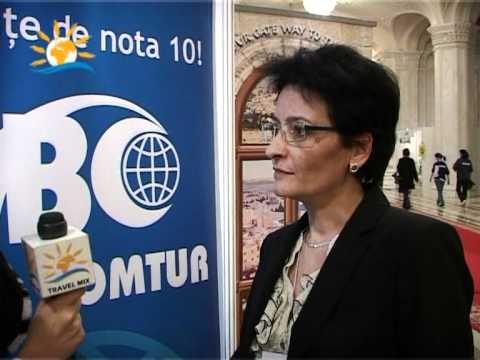 Interviu Mariana Ionescu – Best Comtour, Târg Holiday Market, 17-21 martie, Bucureşti – VIDEO