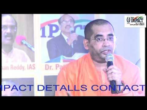 Education|Swami Bodhamyananda|TELUGU IMPACT Nalgonda 2016
