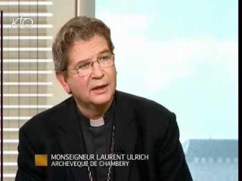 Mgr Laurent Ulrich - Diocèse de Chambery