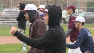 Mason and Leonard anchor East Lyme's outfield