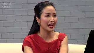 """Thì ra chị Ốc Thanh Vân là người """"cưa cẩm"""" anh Trí Rùa   HTV LÀ VỢ PHẢI THẾ 2"""