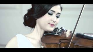 Beautiful In White   Violin Cover By Aloysia Edith