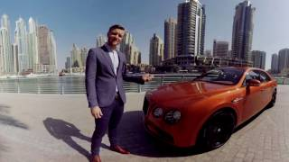 [Bentley Motors] Explore Dubai 360 | Bentley Flying Spur