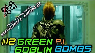 The Amazing Spider Man 2 Pc Game Hindi Part 12 Green Goblin Part 1 Bombs!