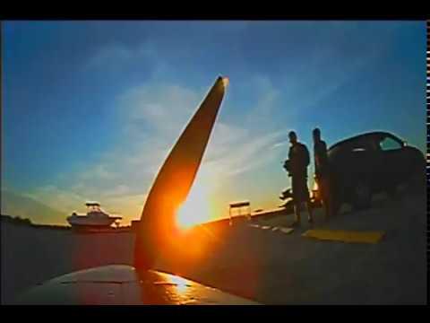 durafly-tundra-fpv-sunset-flight