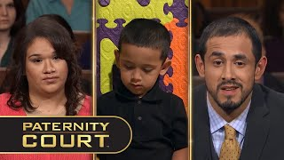 Woman Confesses to Cheating With Boyfriend's Friend (Full Episode)   Paternity Court