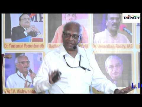 Habit |V Viswanadham| TELUGU IMPACT Nalgonda 2016