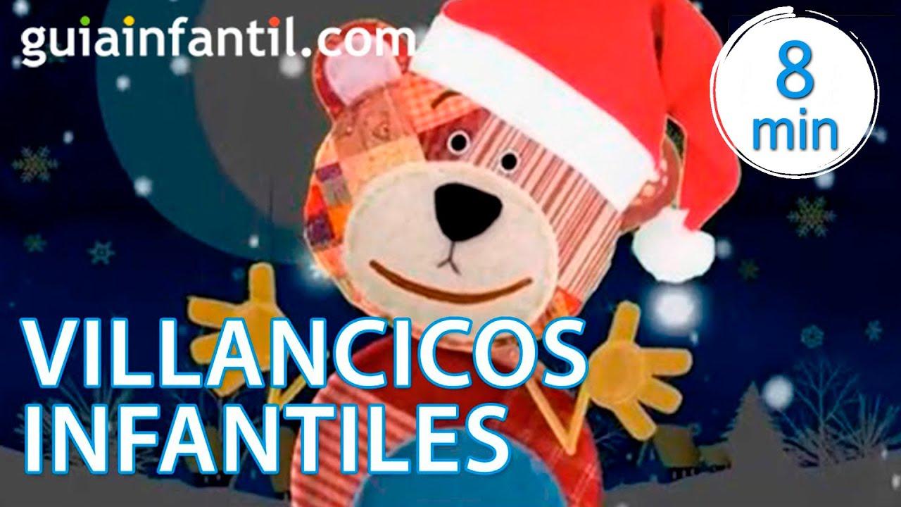 Mix de villancicos infantiles | Canción de Navidad con Traposo