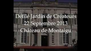 preview picture of video 'Défilé Mademoiselle W... Jardin de Créateurs 2013 Version Longue'