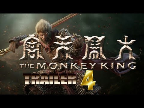 MONKEY KING 4 OFFICIAL TEASER | Exclusive Online Video 2017 | Release Date is 16/Dec/2017