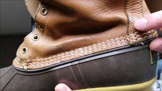 Getting Your L.L. Bean Boots Resoled