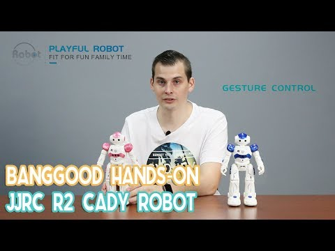 JJRC R2 ROBOT, toy for boys, girl and parents