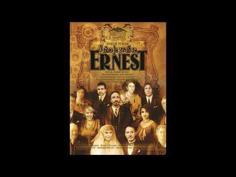 Vazno je zvati se Ernest   najava