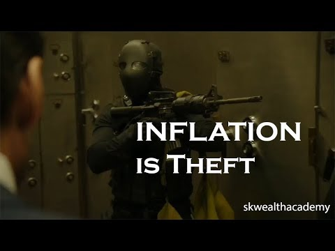 Inflation is Theft (And So is QE and Cyprus)