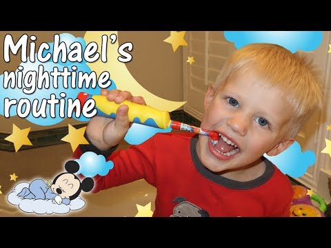 Michael's Nighttime Routine
