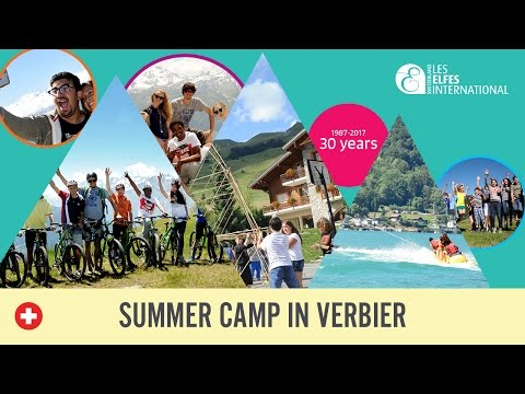 Les Elfes International Summer Camp