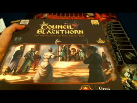 Bower's Game Corner: Council Of Blackthorn Review