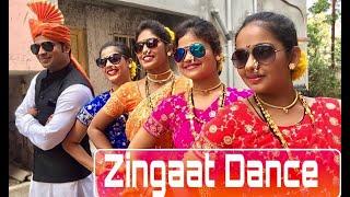 Zingaat | Sairat | Paul Dance Station   | Ajay   Atul.