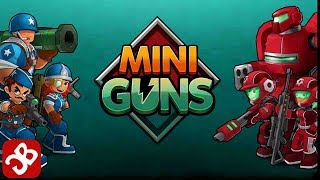Mini Guns - iOS/Android - Gameplay Video By Riposte Games