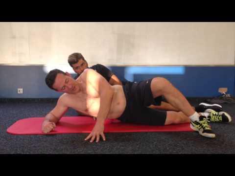 Rückenschmerzen im unteren Rücken, die links gibt zu tun