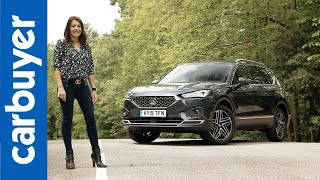 SEAT Tarraco 2020 in-depth review - Carbuyer