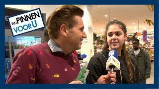 Wij Pinnen Voor U -  Albert Heijn - Shoppingcenter Overvecht