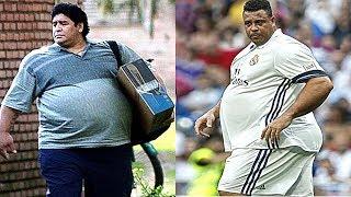 Best Football Players - Then and Now - Ronaldo, Maradona
