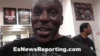 Roger Mayweather shows Best COMBINATION in boxing - EsNews Boxing