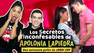 Apolonia SIN C*NSURA en el especial 2M | Entrevista Poller©