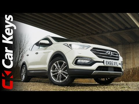Hyundai Santa Fe 2016 review - Car Keys