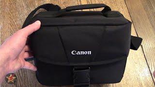 Canon 100ES Shoulder Bag review