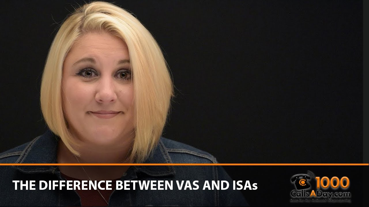Whats the Difference Between a VA and an ISA?