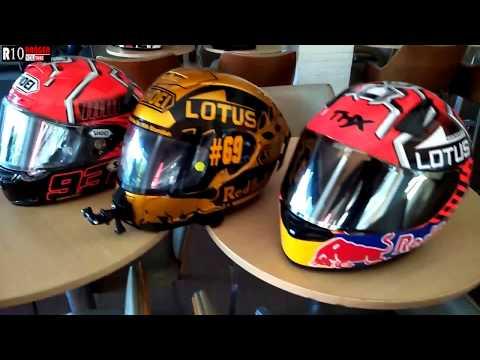 Helm seri MotoGp MARC MARQUEZ 93