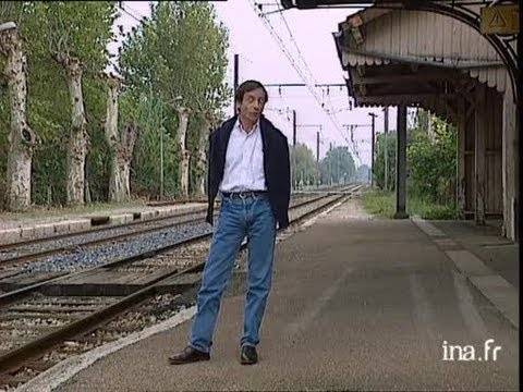 Jean-Claude Izzo reportage de France 3/archives INA