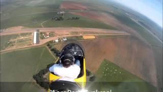 ELA Gyroplane GOPRO Pylon Mount trip Gyrocopter South Africa