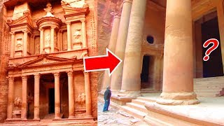 THIS is What's Inside The LOST CITY of Petra - Lost Ancient Human Civilization