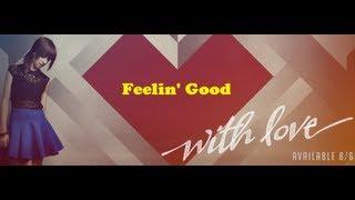 """""""Feelin' Good"""" LYRICS by Christina Grimmie"""