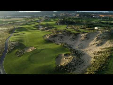 KN Golf Links Cam Ranh - Video
