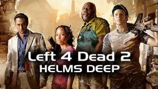 Left 4 Dead 2- Helms Deep Survival W/ Kootra, Gassy, And Nova Part 1