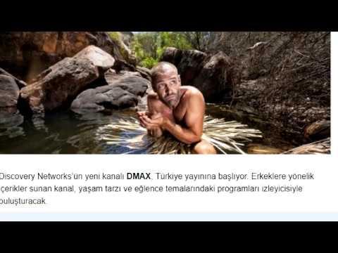 Dmax Tv Yayın Hayatına Başladı