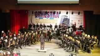Orkestra Muda Bainun - SMK Raja Permaisuri Bainun - Orkestra Pop sekolah2 Kebangsaan 2016