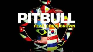 Pitbull With Chris Brown   International Love (8ball Remix)