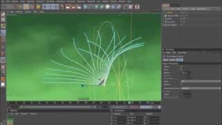 Tip 54 Using CINEMA 4D's MoSpline Tool