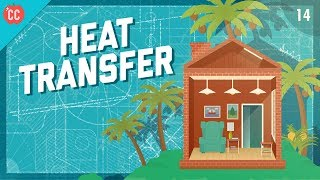 Heat Transfer: Crash Course Engineering #14