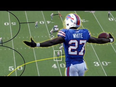 Film Study: Tre'Davious White has been playing like a true lockdown corner for the Buffalo Bills